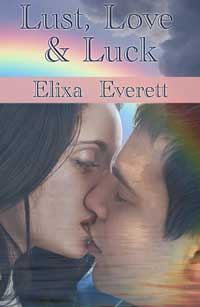 cover design for the book entitled Lust, Love And Luck