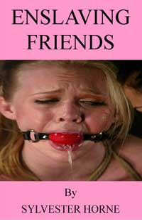 cover design for the book entitled Enslaving Friends