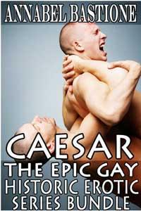 Caesar: The Epic Gay Erotic Historic Series Bundle