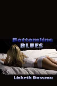 cover design for the book entitled Bottomline Blues