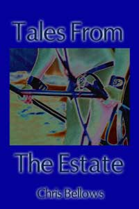 cover design for the book entitled Tales From The Estate