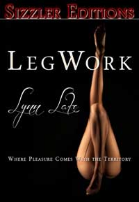 cover design for the book entitled Legwork