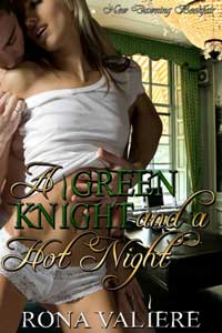 A Green Knight And A Hot Night