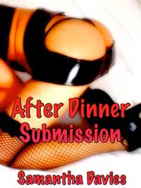cover design for the book entitled After Dinner Submission