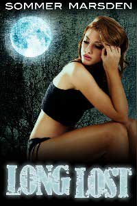 cover design for the book entitled Long Lost