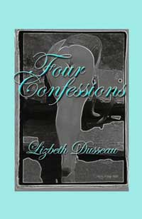 cover design for the book entitled Four Confessions