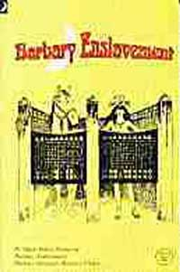 cover design for the book entitled Barbary Enslavement
