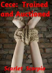 Cece:  Trained And Auctioned