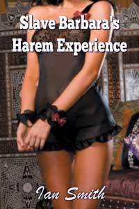 cover design for the book entitled Slave Barbara