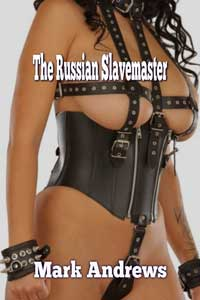 cover design for the book entitled The Russian Slavemaster