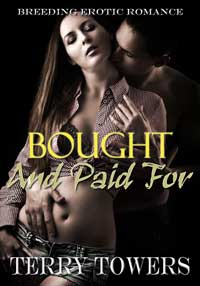 cover design for the book entitled Bought and Paid For
