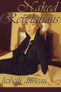 cover design for the book entitled Naked Revelations