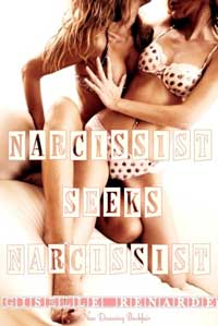 cover design for the book entitled Narcissist Seeks Narcissist