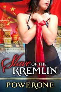 cover design for the book entitled Slave Of The Kremlin