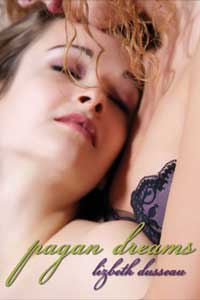 cover design for the book entitled Pagan Dreams