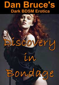 cover design for the book entitled Discovery in Bondage