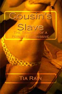 cover design for the book entitled Cousin