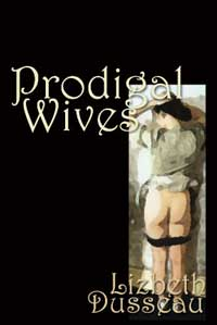 cover design for the book entitled Prodigal Wives