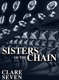 cover design for the book entitled Sisters Of The Chain