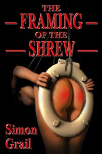 cover design for the book entitled The Framing of the Shrew