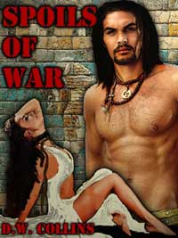 cover design for the book entitled Spoils of War
