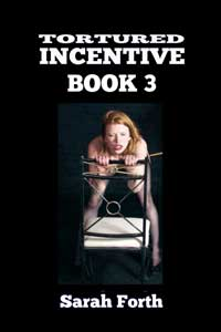 cover design for the book entitled Tortured Incentive Book Three