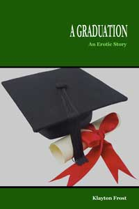 cover design for the book entitled A Graduation