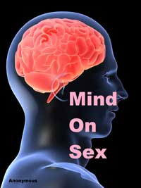 cover design for the book entitled Mind On Sex