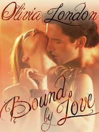 cover design for the book entitled Bound By Love