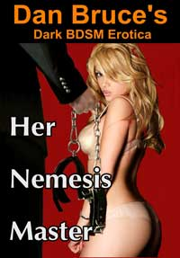 cover design for the book entitled Her Nemesis Master
