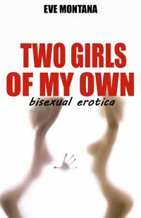 cover design for the book entitled TWO GIRLS OF MY OWN