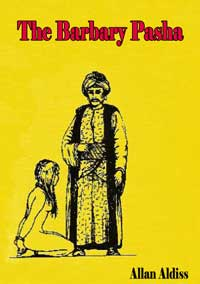 cover design for the book entitled BARBARY PASHA