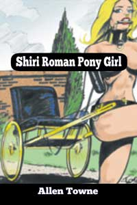 Shiri Roman Pony Girl by Allen Towne