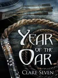 cover design for the book entitled Year Of The Oar