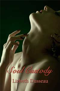 cover design for the book entitled Soul Custody