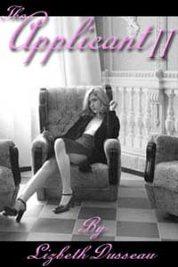 cover design for the book entitled The Applicant II