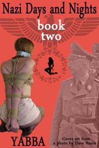 cover design for the book entitled Nazi Days and Nights book two