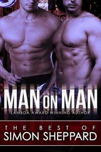 MAN ON MAN by SIMON SHEPPARD