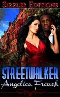 cover design for the book entitled STREETWALKER