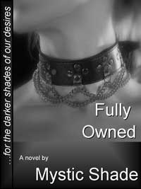 cover design for the book entitled FULLY OWNED