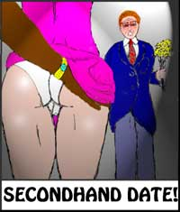 Secondhand Date! by TJ Ryder