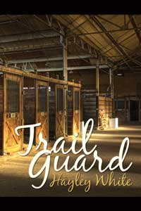 cover design for the book entitled Trail Guard