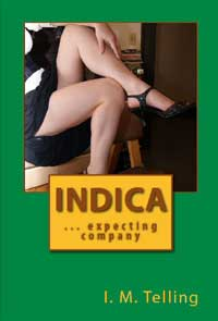 cover design for the book entitled Indica