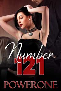 cover design for the book entitled NUMBER 121