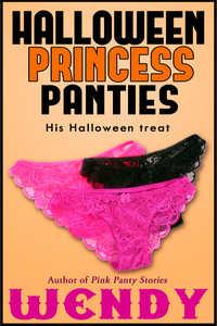 Halloween Princess Panties
