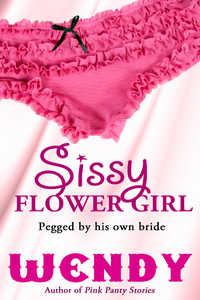 Sissy Flower Girl