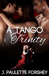 cover design for the book entitled A Tango Trinity