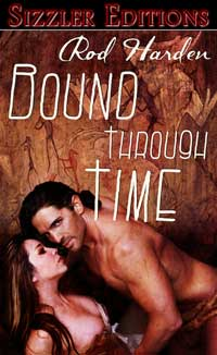 cover design for the book entitled Bound Through Time