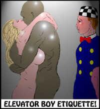 Elevator Boy Etiquette