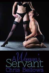 cover design for the book entitled A Woman